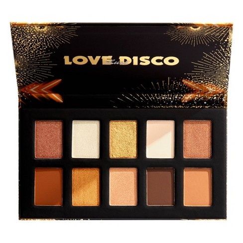 NYX Professional Makeup Love Lust Disco Shadow Palette - image 1 of 4