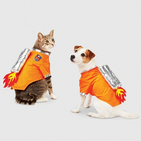 Astronaut Halloween Dog and Cat Costume - Hyde & EEK! Boutique™ - image 1 of 3