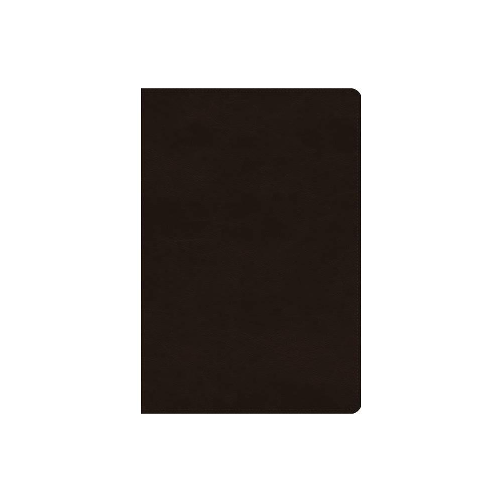 Esv Women S Study Bible Trutone Deep Brown Leather Bound