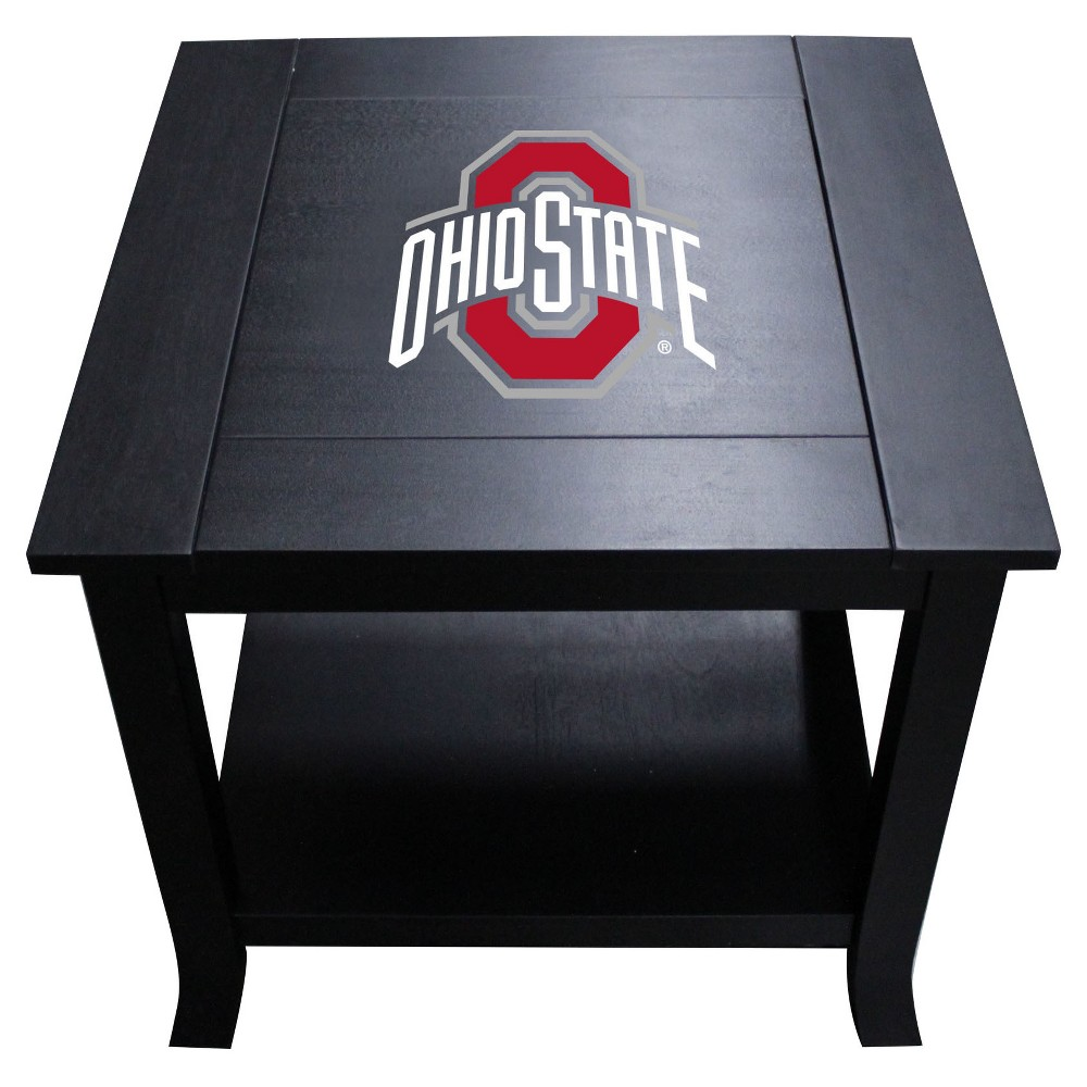 NCAA Imperial Side Table Ohio State Buckeyes