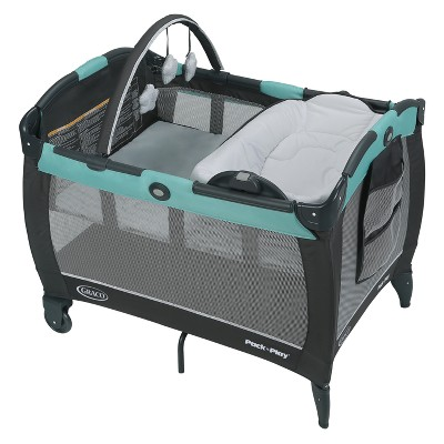 Graco Pack 'n Play Reversible Napper & Changer Playard - Tenley