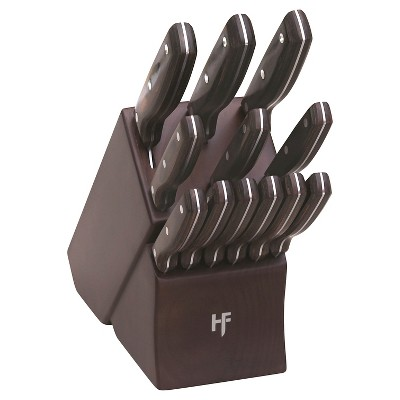 Hampton Forge 13pc Norwood Block Set