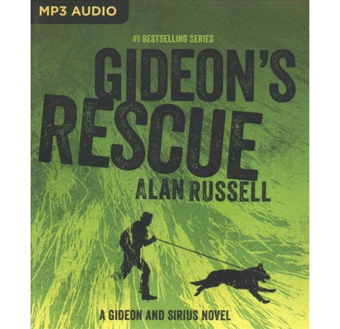 Gideon's Rescue -  (Gideon and Sirius) by Alan Russell (MP3-CD) - image 1 of 1