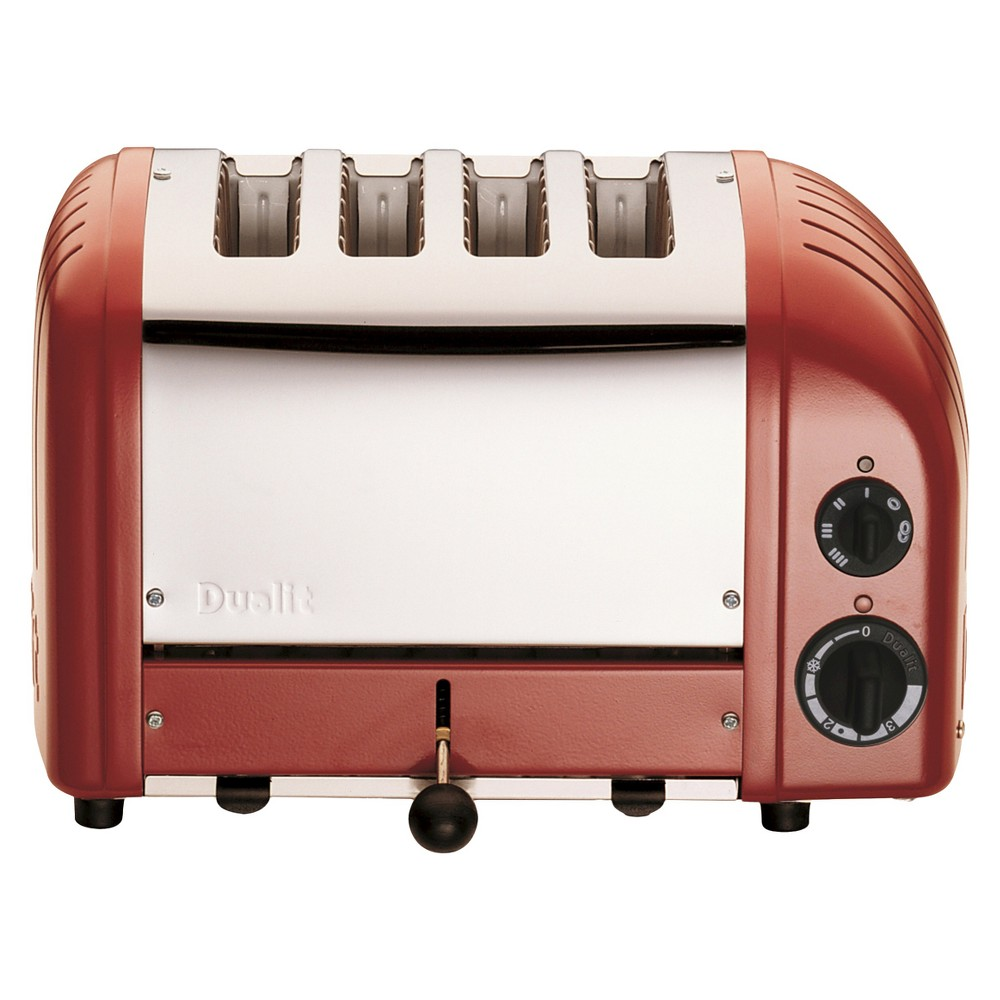 Dualit Classic 4-Slice Toaster – Red 548682