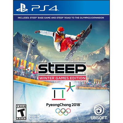 Steep: Winter Games Edition - PlayStation 4