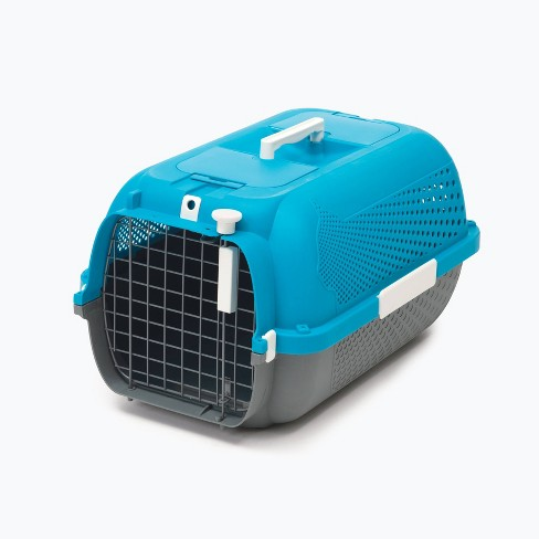 Catit Profile Voyageur Dog and Cat Carrier - M - Turquoise - image 1 of 1