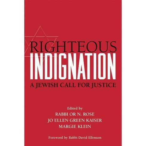 Righteous Indignation - (Paperback) - image 1 of 1