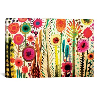 """18"""" x 26"""" Printemps by Sylvie Demers Unframed Wall Canvas Print - iCanvas"""