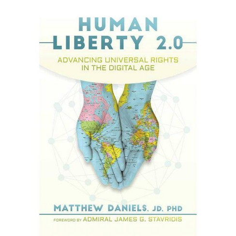 Human Liberty 2.0 - by  Matthew Daniels (Paperback) - image 1 of 1
