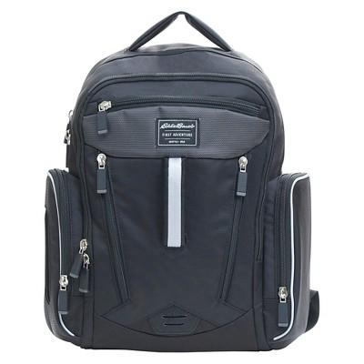 Eddie Bauer Fashion Back Pack Black