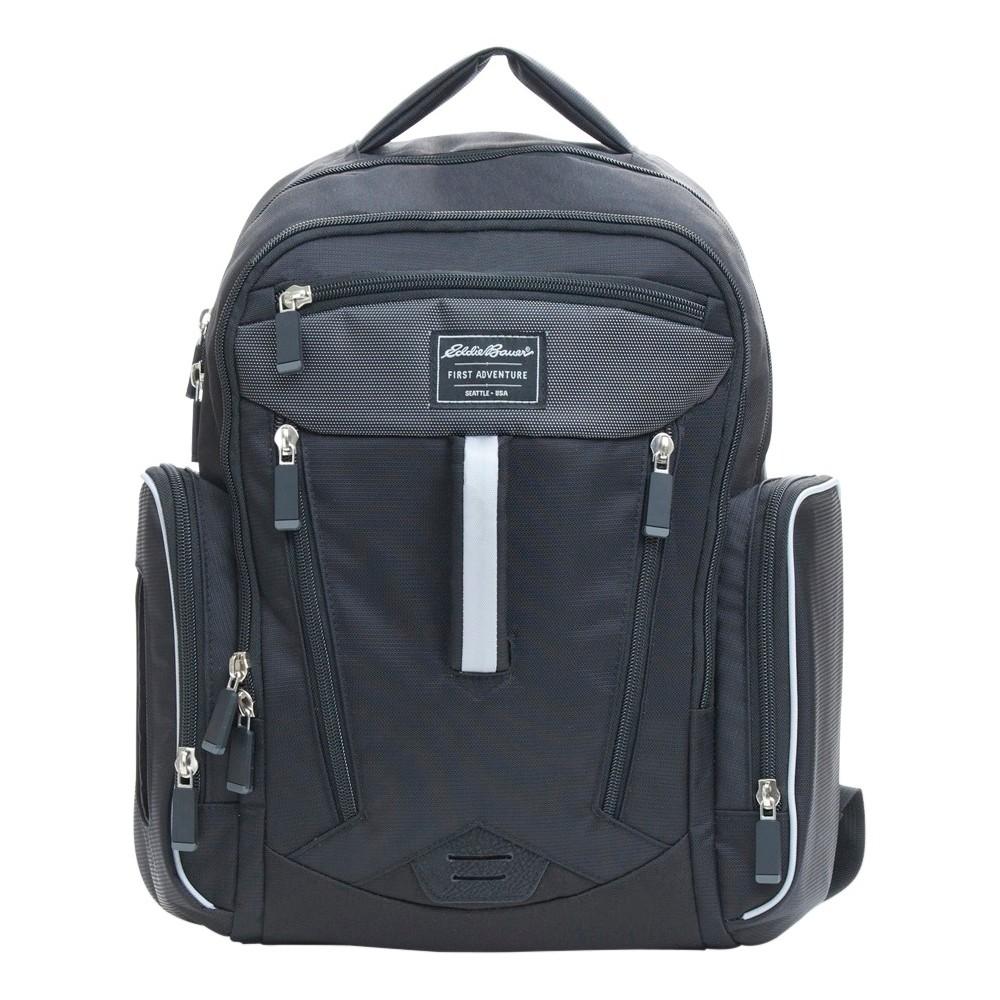 Image of Eddie Bauer Fashion Back Pack Black