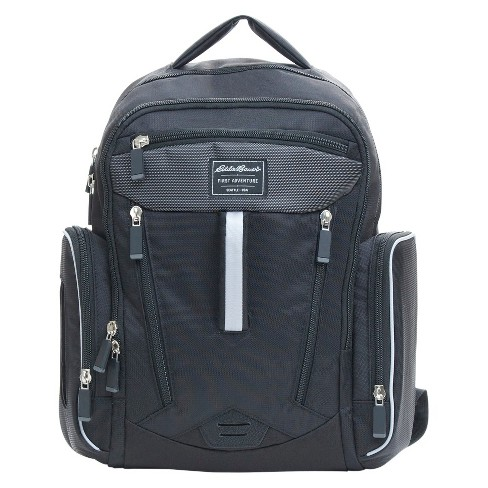 Eddie Bauer Fashion Back Pack Black - image 1 of 6