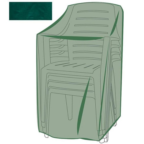 All Weather Outdoor Furniture Cover For Stacking Chairs Plow