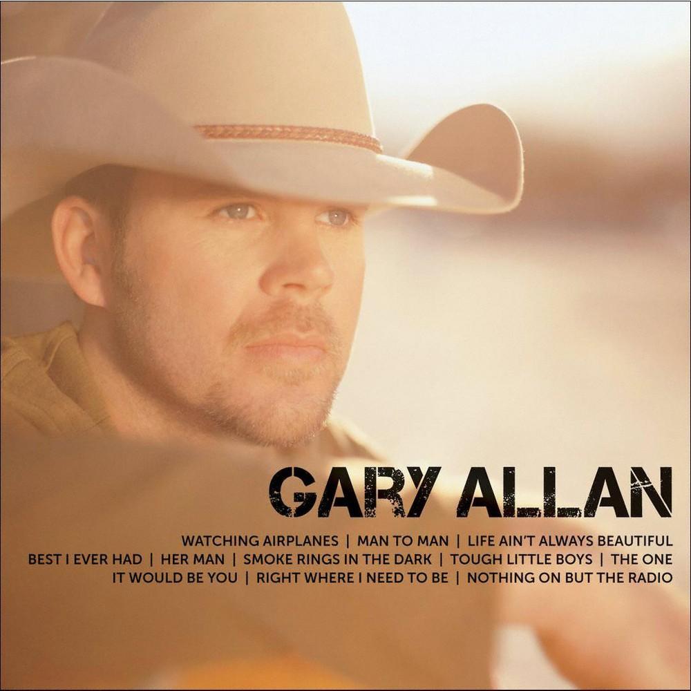Gary Allan - Icon (CD), Pop Music