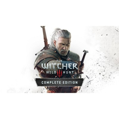 The Witcher 3: Wild Hunt Complete Edition - Nintendo Switch (Digital)