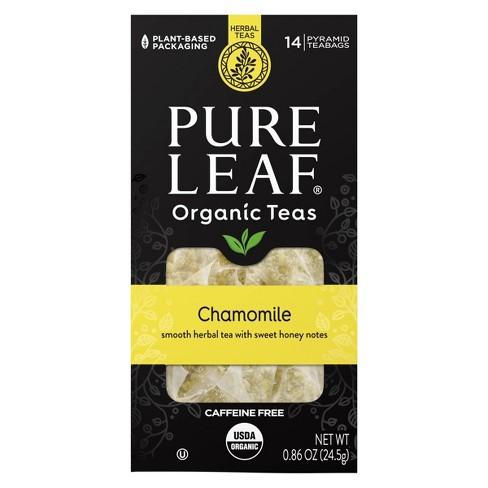 Pure Leaf Herbal Chamomile Tea Bags - 14ct - image 1 of 4