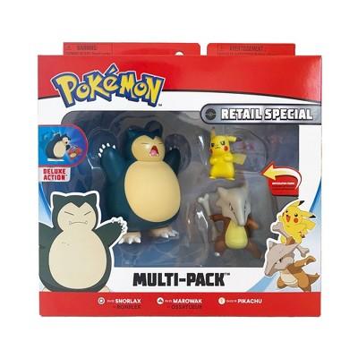 Pokemon 3 Figure Pack