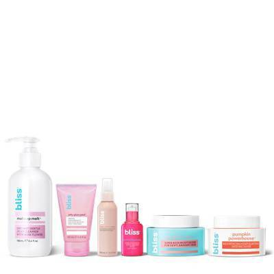 Bliss Dry Skin Collection
