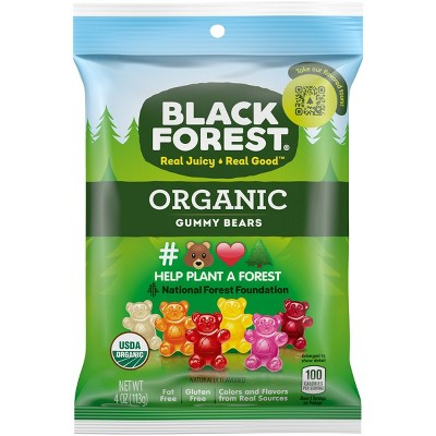 Black Forest Organic Bears Peg - 4oz