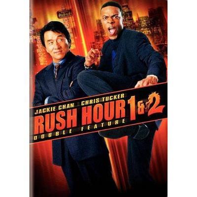 Rush Hour 1 & 2 (DVD)