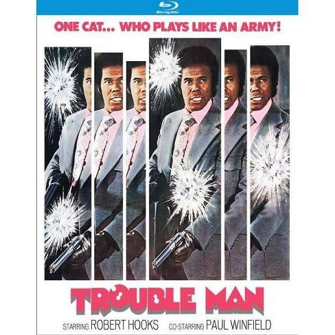Trouble Man (Blu-ray) - image 1 of 1