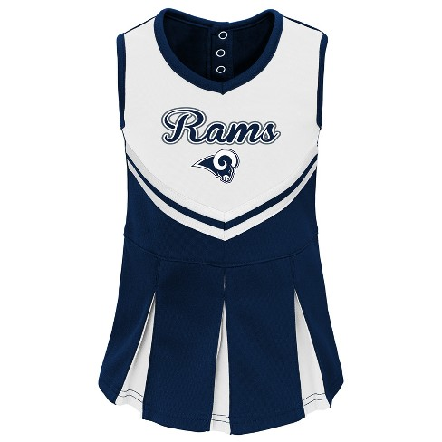 NFL Los Angeles Rams Infant  Toddler In The Spirit Cheer Set   Target e8a59544c930
