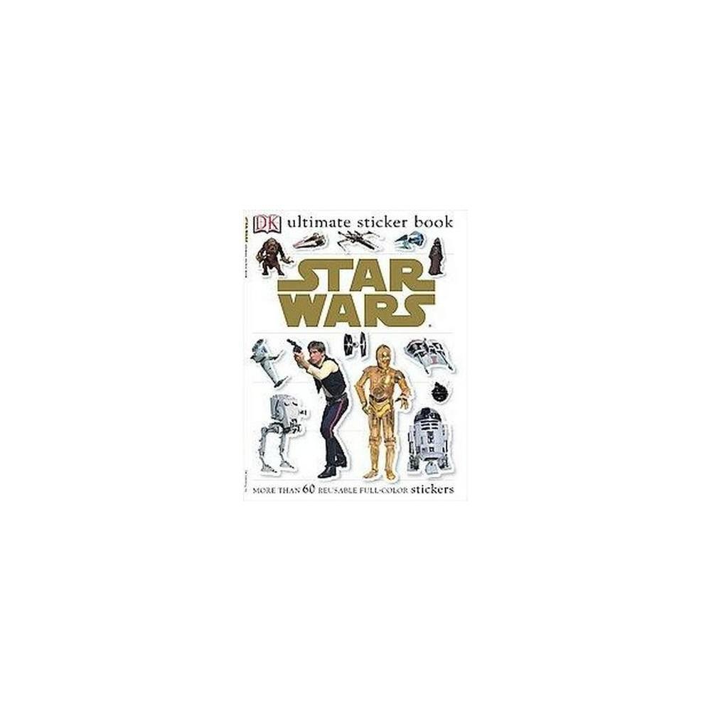 Star Wars The Ultimate Sticker Book (Paperback) (Doring Kindersley)