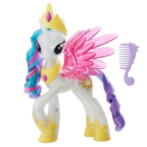 My Little Pony the Movie Glitter and Glow Princess Celestia - 3pc - image 1 of 10