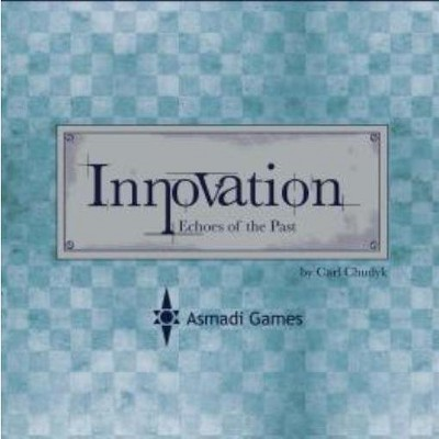 Innovation - Echoes of the Past (1st Printing) Board Game