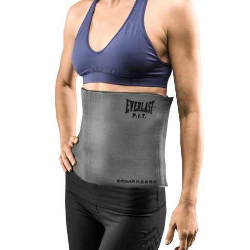 4aac5a39e4 Everlast Fit Slimmer Belt - Gray (46
