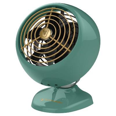 Vornado - 2-Speed Mini Classic Personal Vintage Circulator - Green