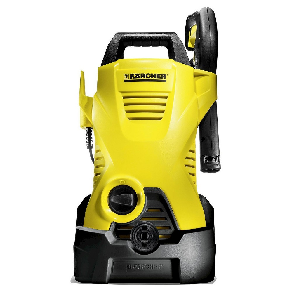 Image of 120 Volts, 1560 Watt K2 Compact 1600 Psi 1.25 Gpm Electric Power Pressure Washer - Yellow - Karcher