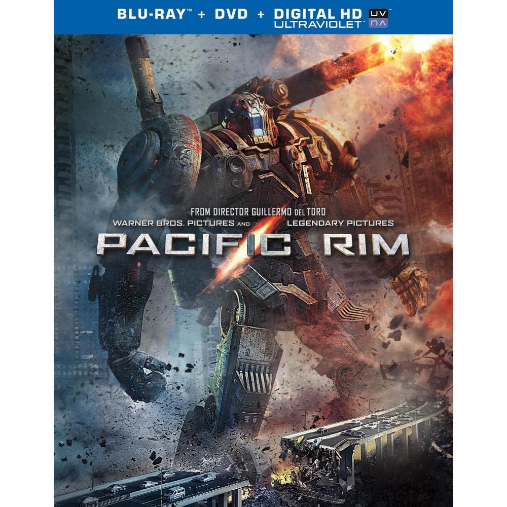 Pacific Rim (Blu-ray), Movies
