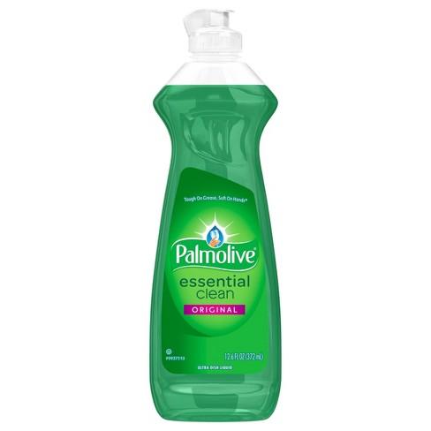 Palmolive Essential Clean Original Dishwashing Liquid Dish Soap - 12.6 fl oz - image 1 of 3