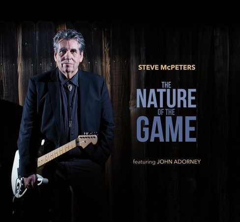 Steve Mcpeters - Nature Of The Game (CD) - image 1 of 1