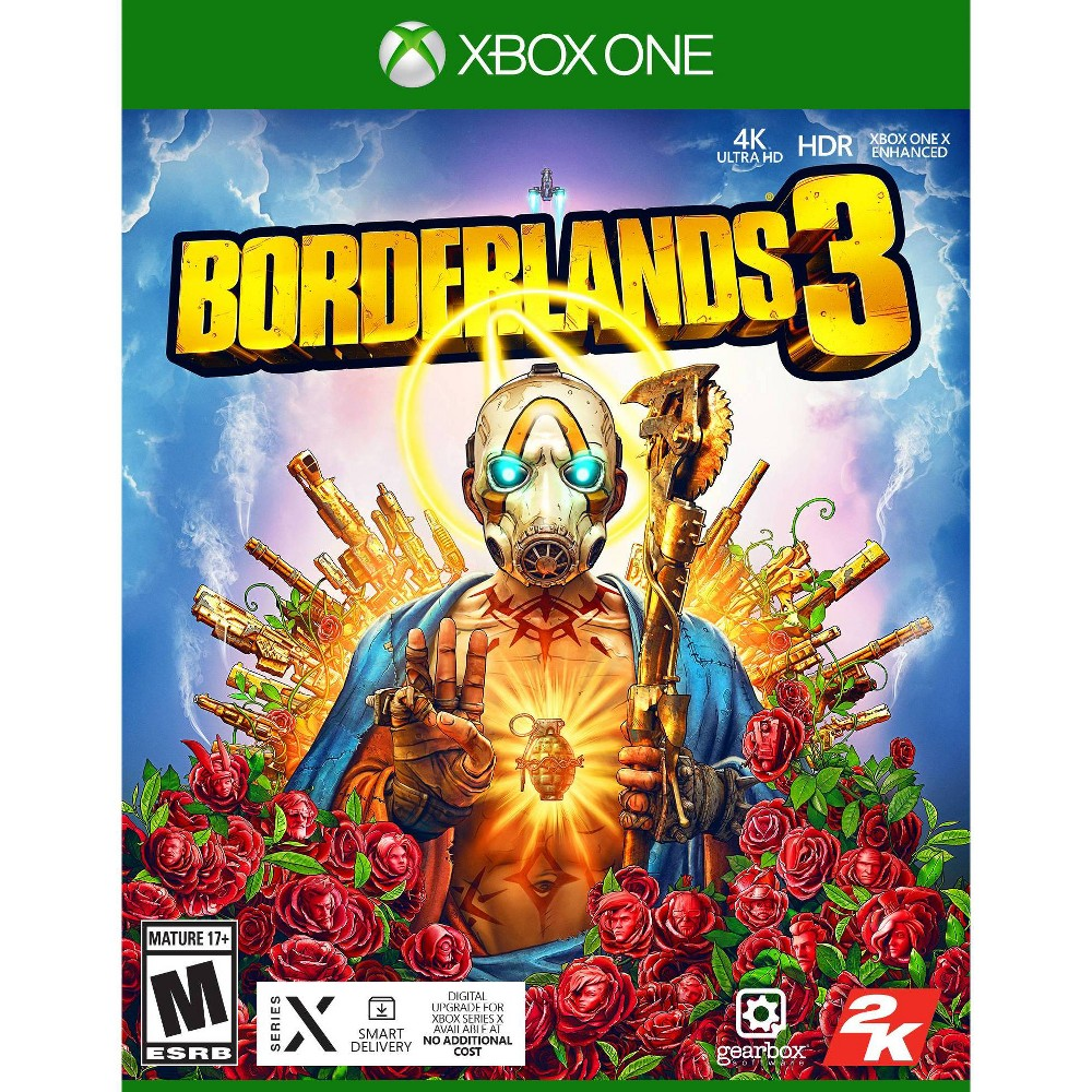 Borderlands 3 - Xbox One, Video Games