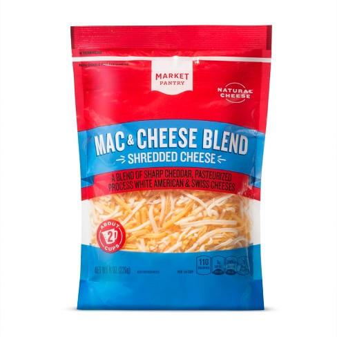 Mac & Cheese Shred - 8oz - Market Pantry™ - image 1 of 1