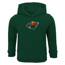 NHL Minnesota Wild Toddler Boys' Shootout Poly Hoodie