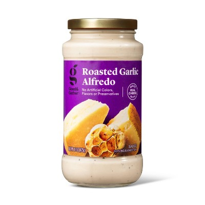 Roasted Garlic Alfredo Sauce - 15oz - Good & Gather™
