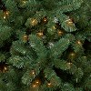 7.5ft Full Pre-lit Artificial Christmas Tree Alberta Spruce Auto Connect Clear Lights - Wondershop™ - image 2 of 4