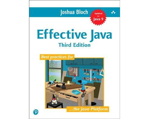Effective Java -  by Joshua Bloch (Paperback) - image 1 of 1