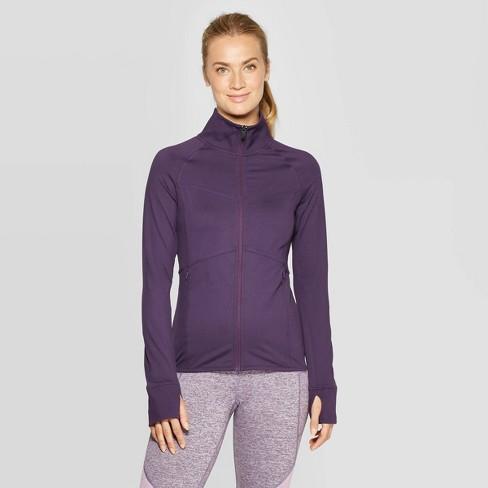 Women's Full Zip Cardio Track Jacket C9 Champion®