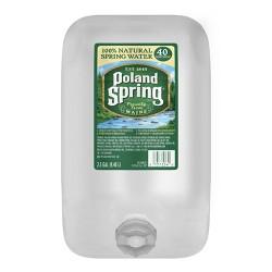 Poland Spring Brand 100% Natural Spring Water - 2.5 gal Jug