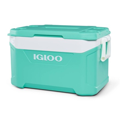 Igloo Latitude 50qt Cooler - Mint