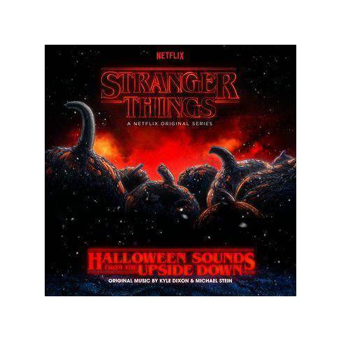 Kyle Dixon - Stranger Things: Halloween Sounds From The Upside Down (OST) (Vinyl) - image 1 of 1
