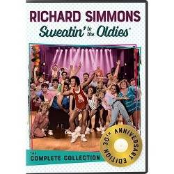 Richard Simmons: Sweatin' to the Oldies The Complete Collection (DVD)