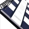 "Undated Weekly Planner 8"" X 10"" Navy Stripe - Kahootie Co - image 2 of 4"