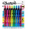 Sharpie Accent Retractable Highlighters Chisel Tip Assorted Colors 8/Set 28101 - image 2 of 4