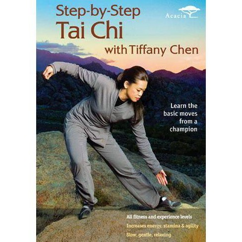 Step By Step: Tai Chi With Tiffany Chen (DVD) - image 1 of 1