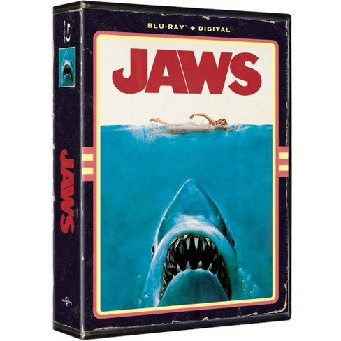 Jaws (VHS Artwork) (Blu-Ray) - image 1 of 1